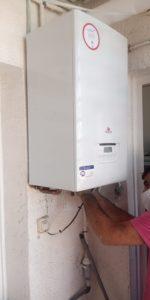filtro condensados caldera